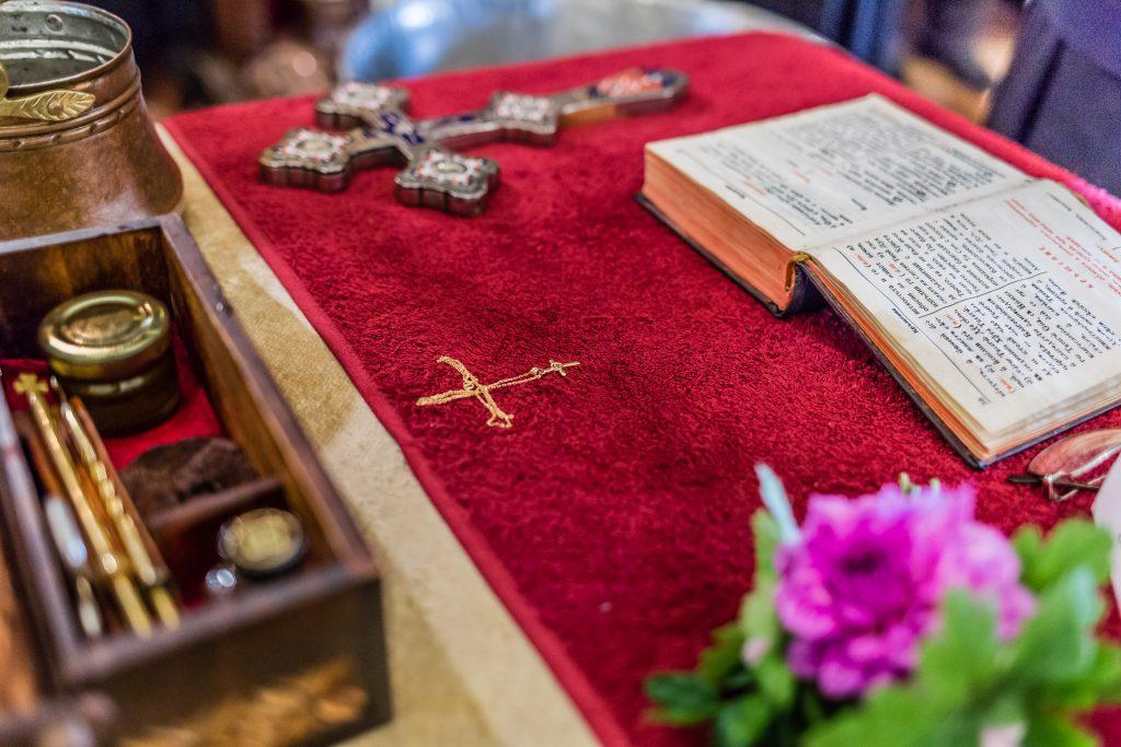 Фотограф на кръщене